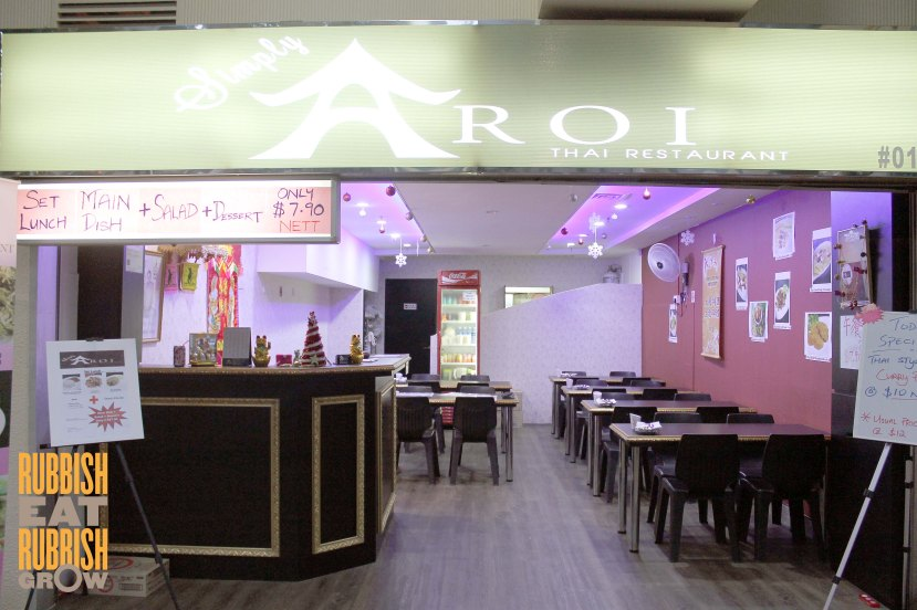 Simply Aroi Thai People's Park Centre