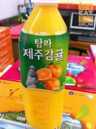 Mandarin Orange Juice Jeju