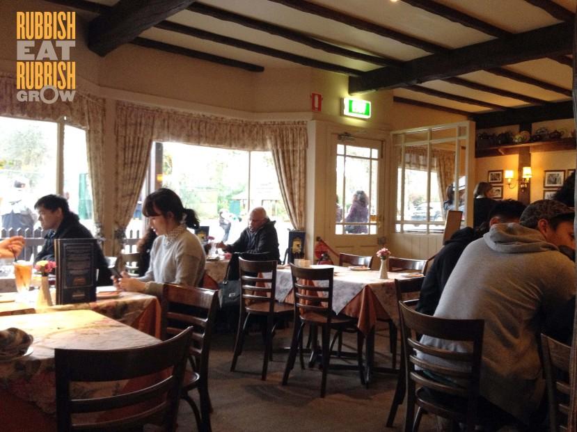 Miss Marple's Tea Room Melbourne Australia