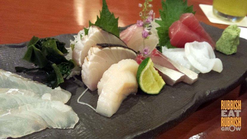 Chikuyotei Price - Sashimi