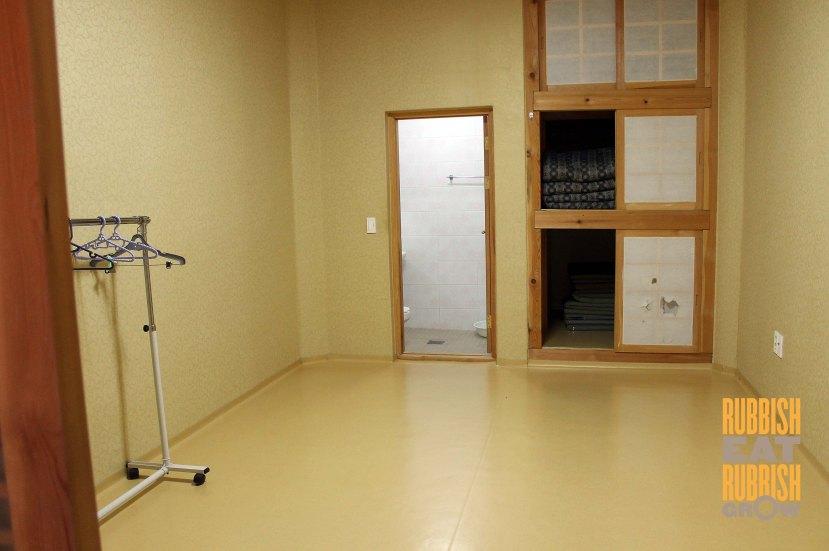 Haeinsa room