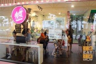 Hatter Street Cafe Sg