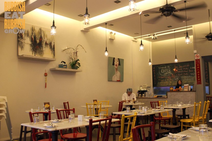 Char Restaurant Singapore