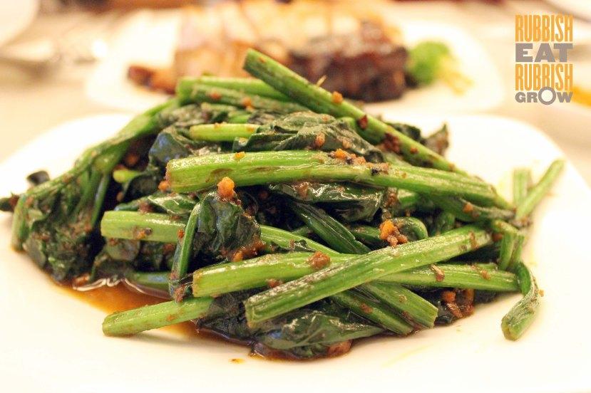 Char Restaurant Singapore Menu