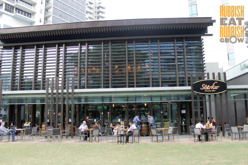 Starker Singapore
