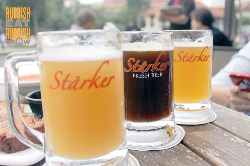 Starker German Bar