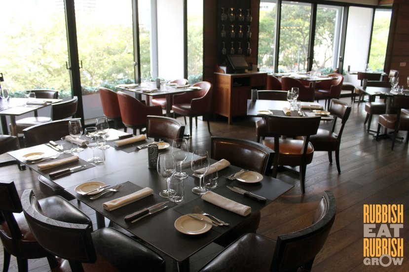Wooloomooloo steakhouse singapore review