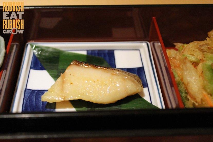 Aoki menu