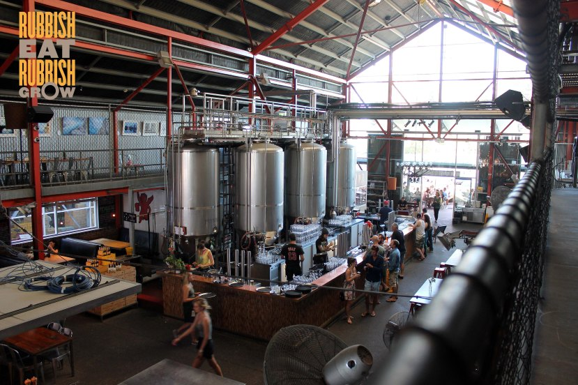 Little Creatures Brewery Perth
