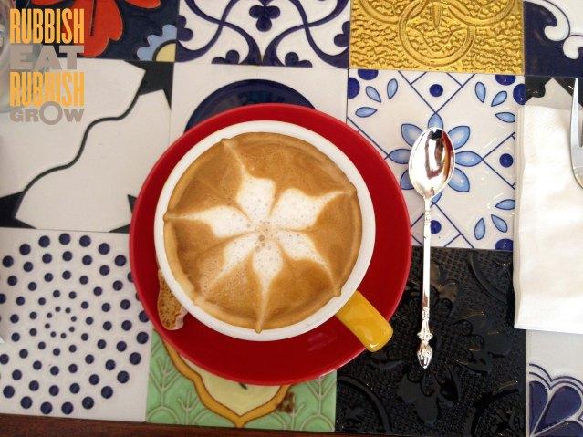 Shrove tuesday cafe toa payoh