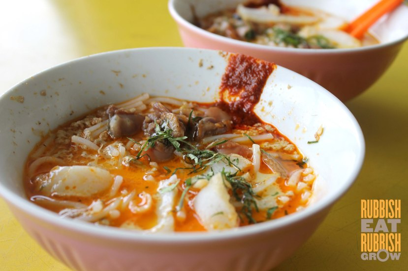 Sungei Road Laksa 结霜桥叻沙