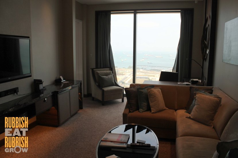 The Westin Asia Square Review