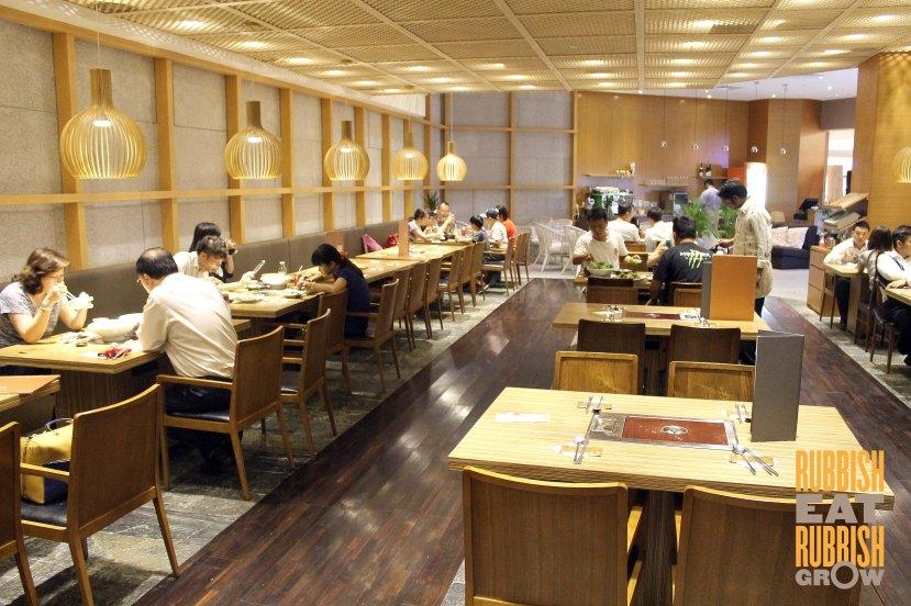 Kimchi Korean Restaurant Suntec City