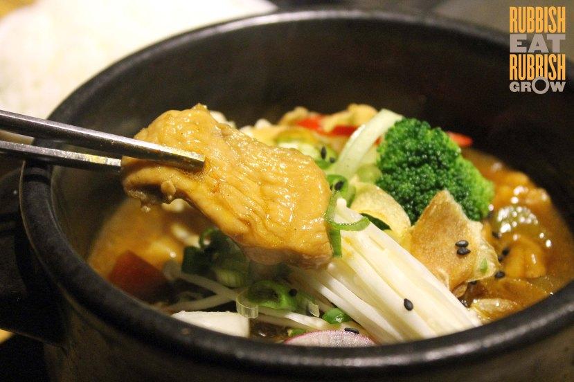 Kimchi Korean Restaurant Sg menu