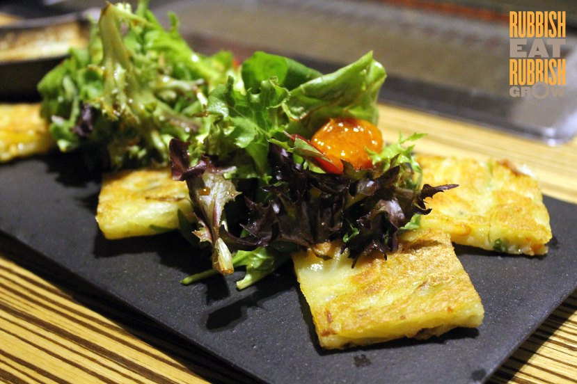 Kimchi Restaurant SIngapore menu