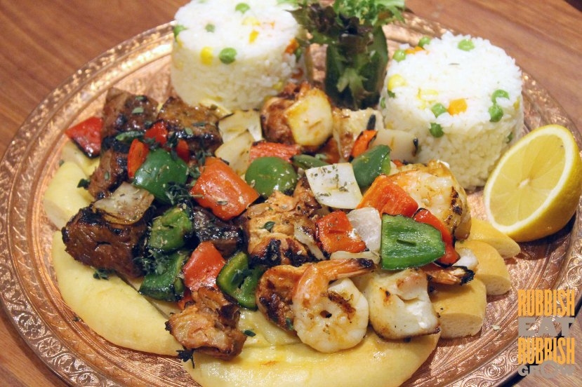 Ottoman Kebab & Grill Singapore Menu