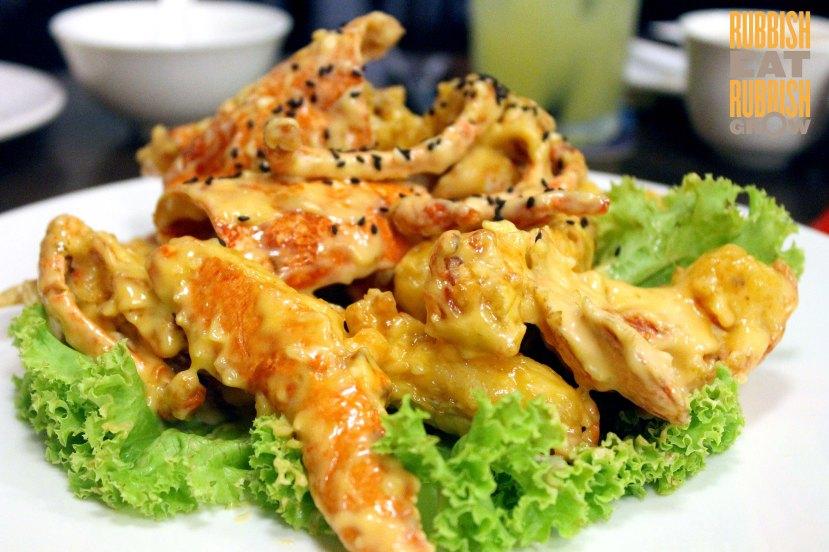 Red House Seafood menu