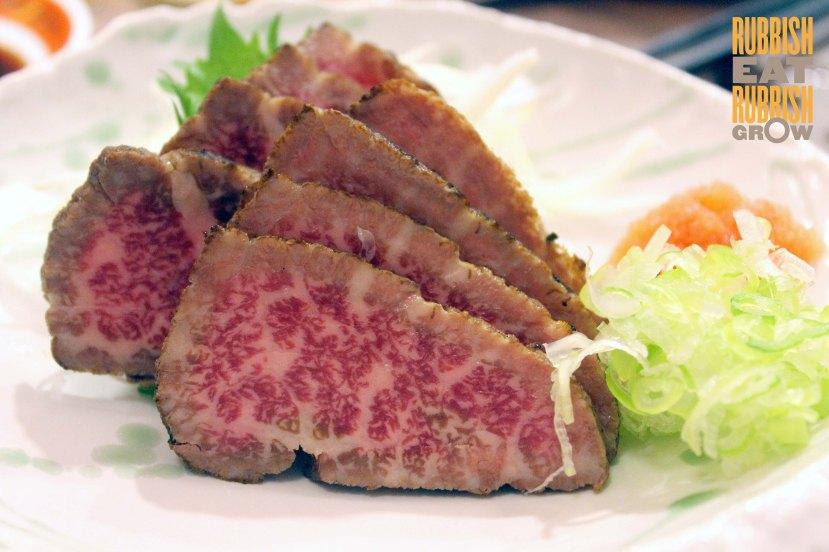 nobu-ya izakaya fortune centre menu