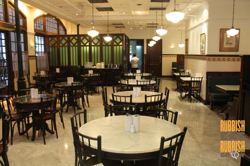 Ujong Raffles Hotel review