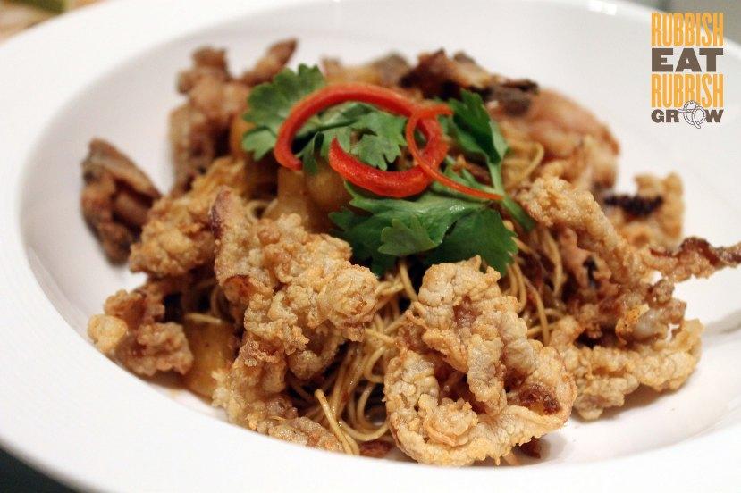 Ujong restaurant Singapore