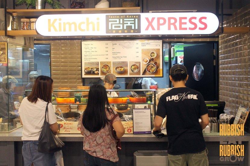 Kimchi Xpress lido review