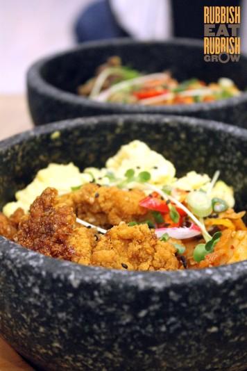 Kimchi Xpress Orchard menu
