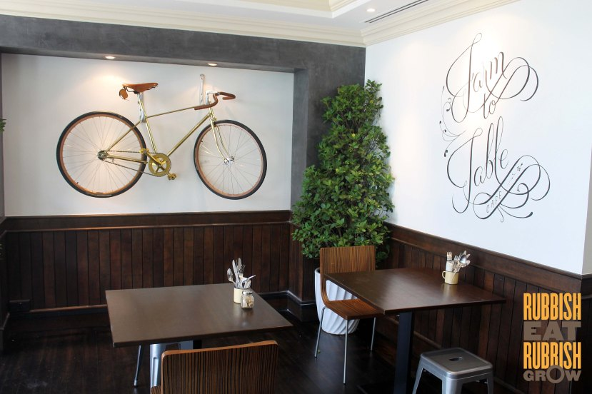 Farm to Table Cafe Singapore review