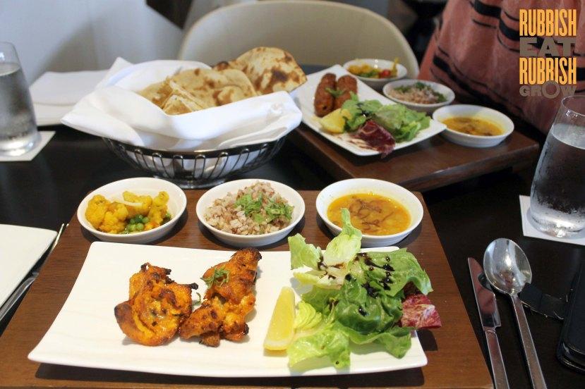 Table by Rang Mahal Naumi