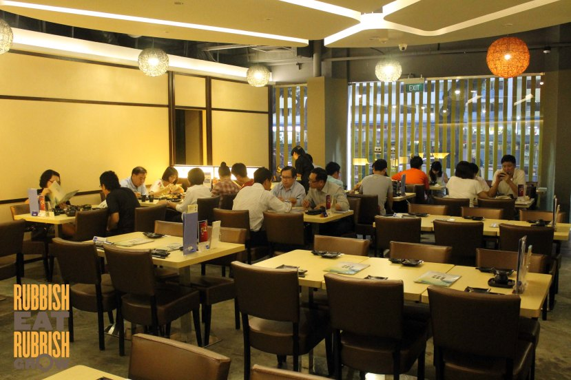 Shinkei Japanese Restaurant Singapore Review