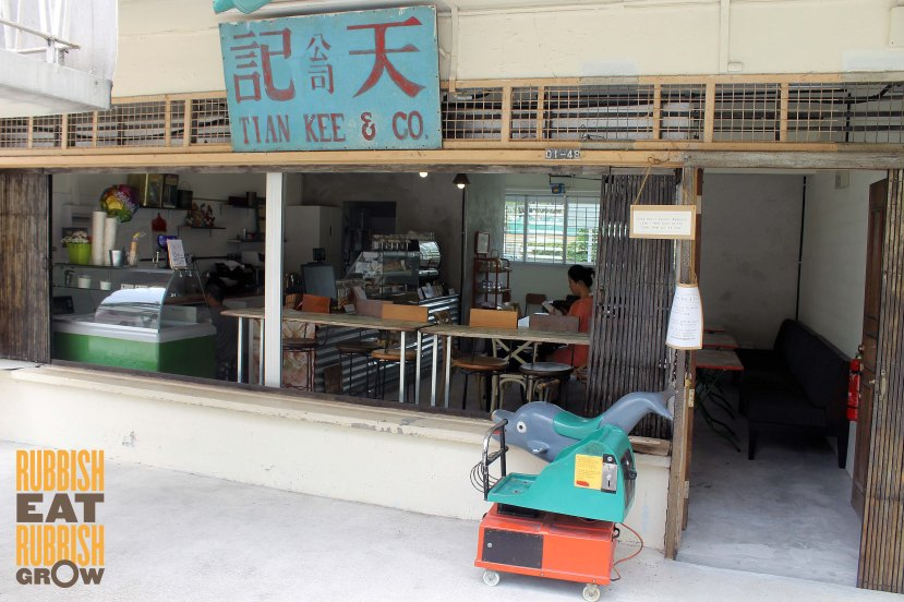 Tian Kee Cafe Mountbatten Price