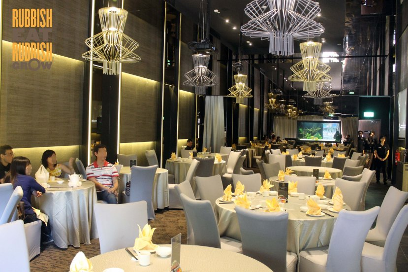 Grand Mandarin Singapore Menu