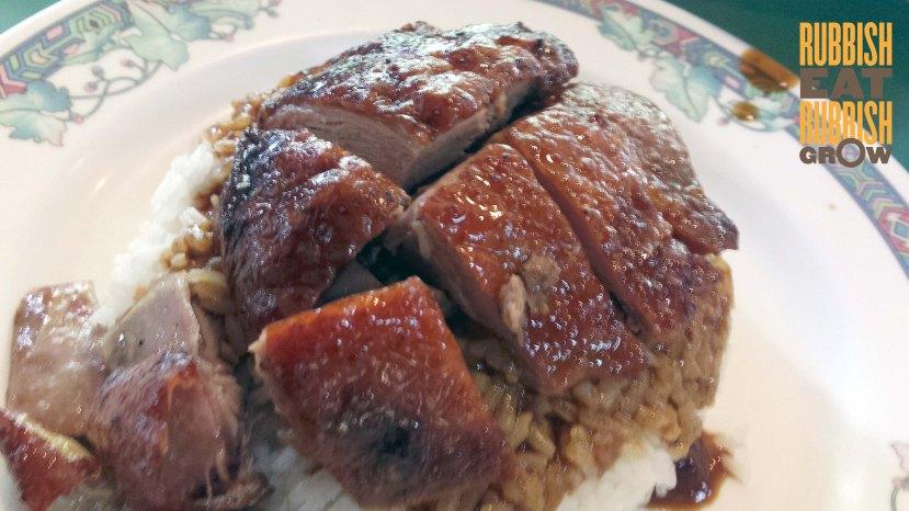 shunfu market - Fu Shi roasted