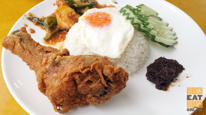 Ponggol Nasi Lemak review