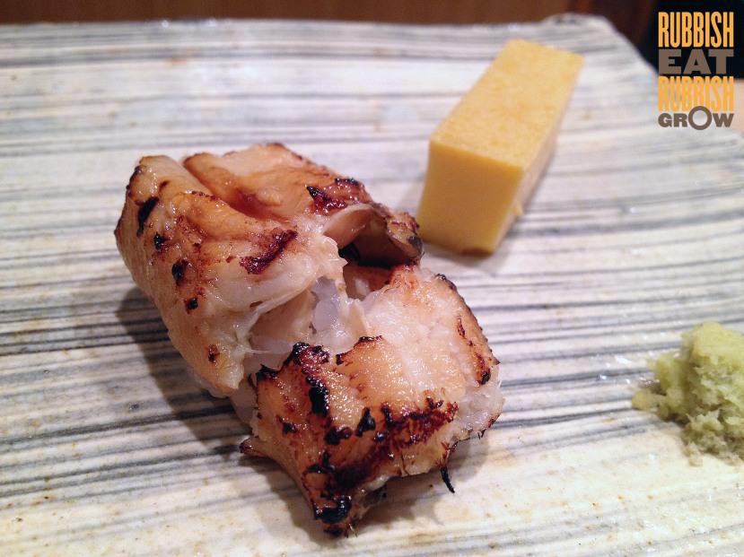 Sushi Kanesaka michelin star