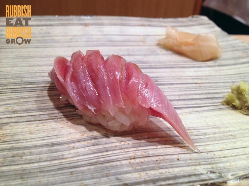 Sushi Kanesaka Tokyo Menu