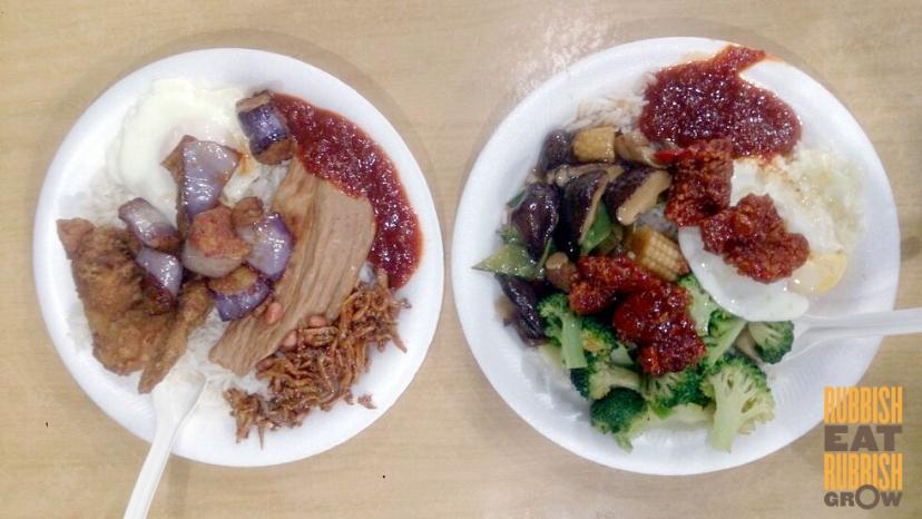Chong Pang Nasi Lemak review