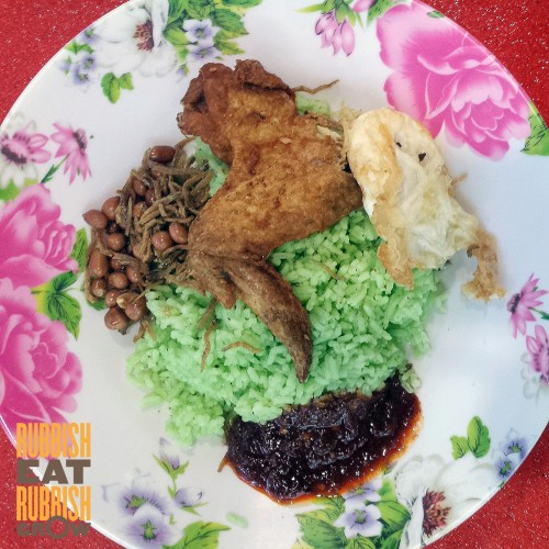 Golden Shoe Nasi Lemak