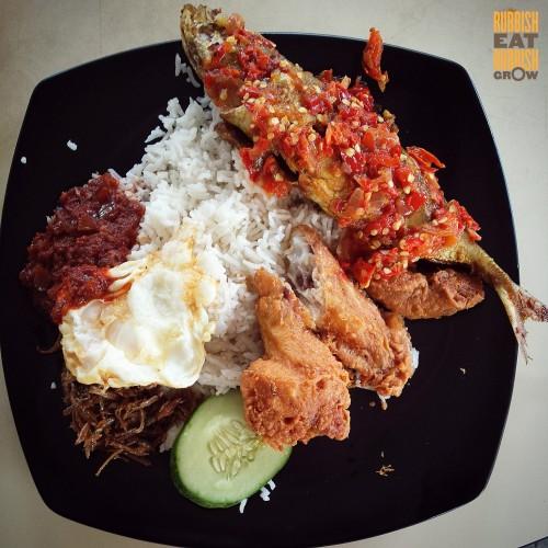 HJH Salbiah Muslim Food