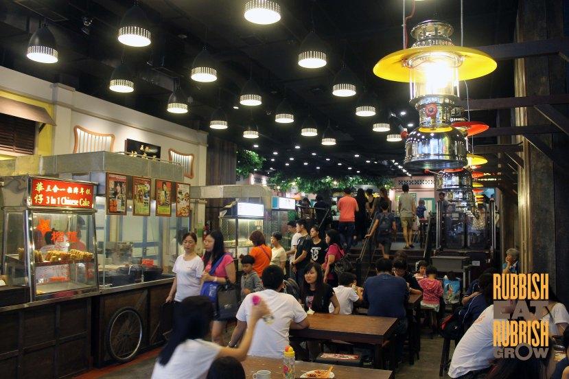 Malaysia Boleh Singapore stalls