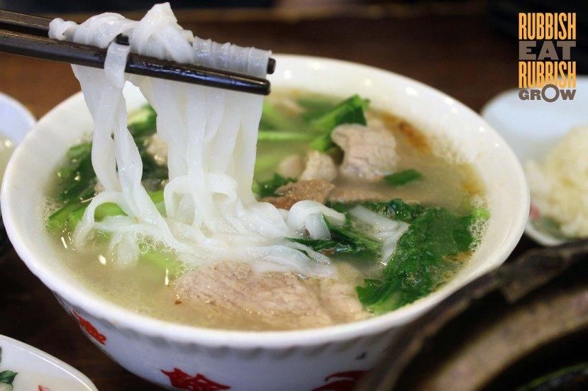 Malaysia Boleh Hong Kee Pork Noodles 雄记猪肉粉面 Jurong Point