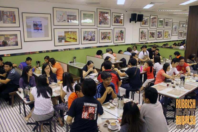 港饮港食 Singapore