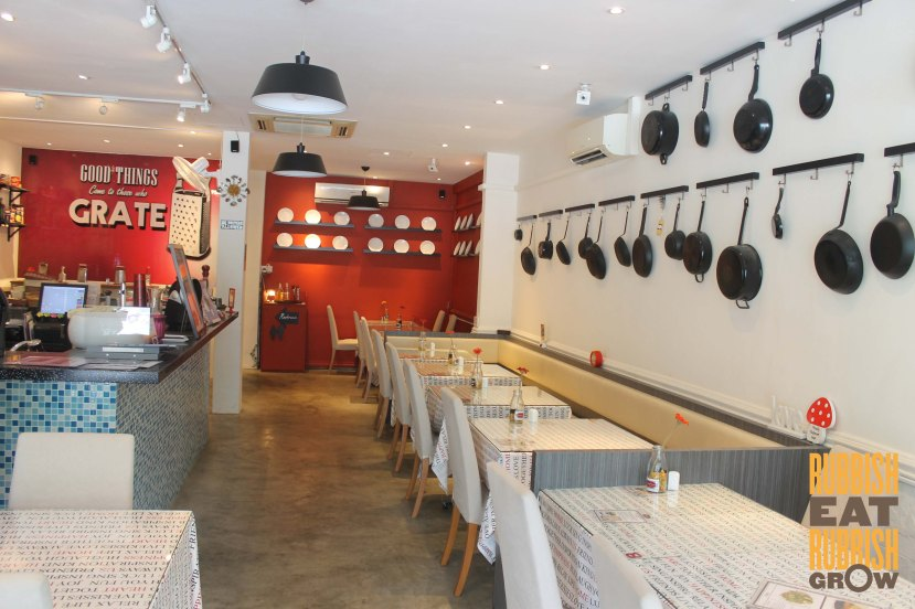 Pasta J Singapore review