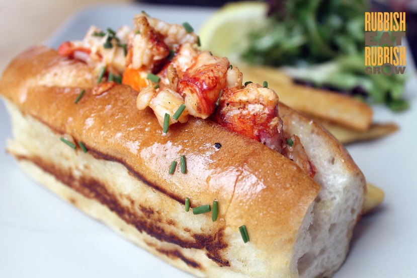 Naked Finn Lobster Roll Sg