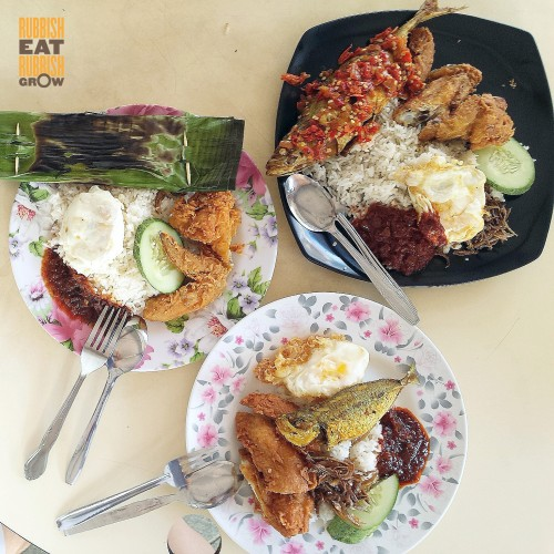 Best Nasi Lemak in Singapore