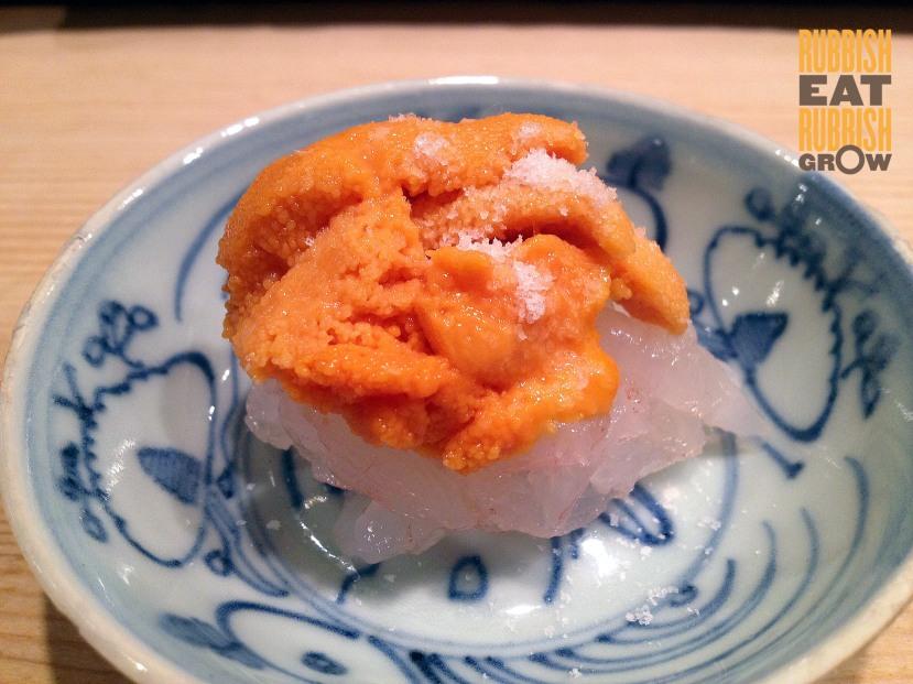 Sushi Kanesaka Tokyo Review