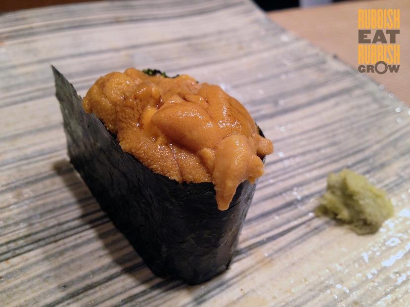 Sushi Kanesaka Palace Hotel Tokyo