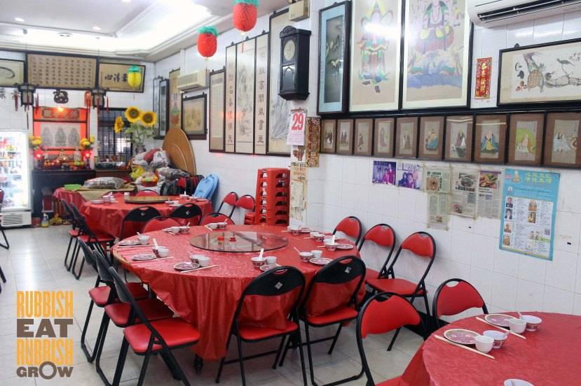 Zen Fut Sai Kai Vegetarian Restaurant Review