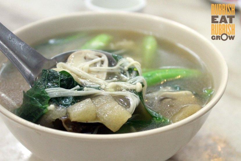 Zen Fut Sai Kai Vegetarian Restaurant Singapore