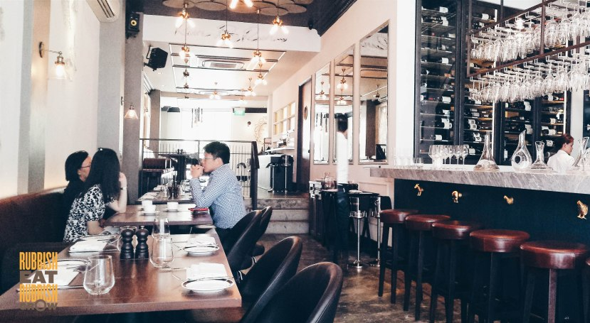 wolf restaurant sg