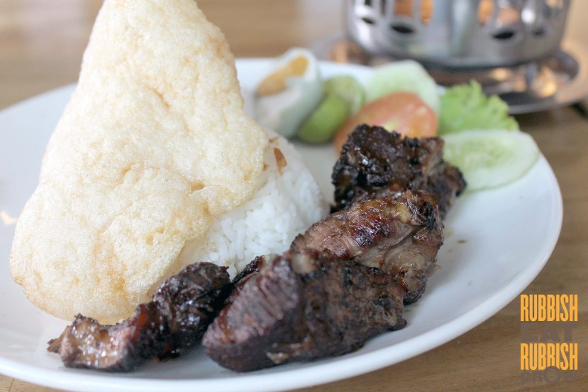 Kopi Luwak cafe review